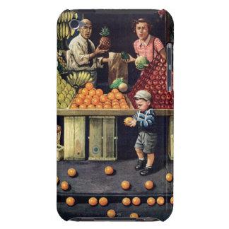 幼児およびオレンジ Case-Mate iPod TOUCH ケース