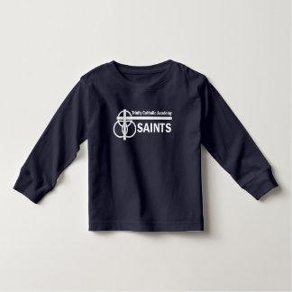 幼児のずっと袖のTシャツ: トリクロロ酸の聖者 トドラーTシャツ
