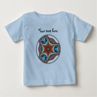 幼児のためのカスタマイズ可能なワイシャツ ベビーTシャツ