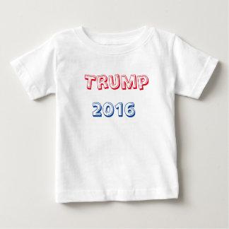 幼児のための切札 ベビーTシャツ