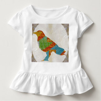 幼児のひだのティーDIYの簡単は写真のイメージnの文字を加えます トドラーTシャツ