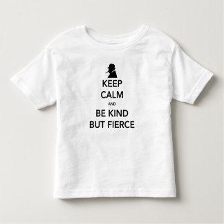 幼児のジャージーの激しいTシャツ トドラーTシャツ