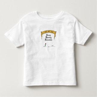 幼児のローザの懇親会のTシャツ トドラーTシャツ