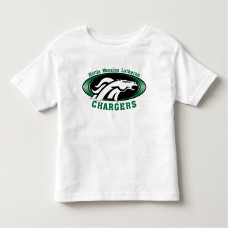 幼児の充電器のTシャツ トドラーTシャツ