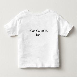 幼児の子供のT'Shirt数 トドラーTシャツ