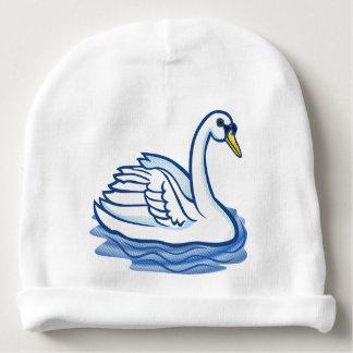 幼児の帽子-青い白鳥 ベビービーニー