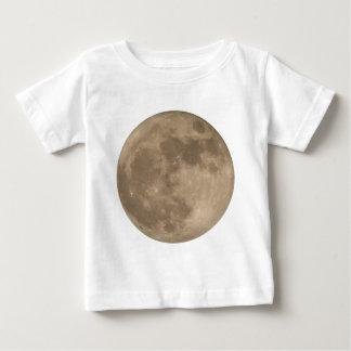 幼児の月のワイシャツのベビーの満月のワイシャツのギフト ベビーTシャツ
