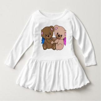 幼児の服くま ドレス