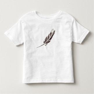 幼児の羽のTシャツ トドラーTシャツ