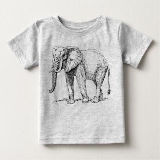 幼児の衣服 ベビーTシャツ