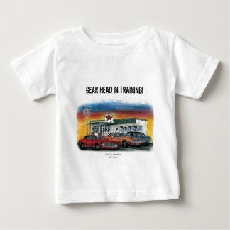 幼児のTシャツ- Cruis'in Camaros ベビーTシャツ