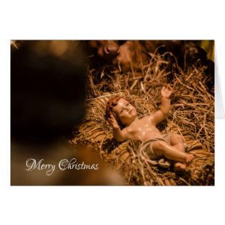 幼児イエス・キリスト カード