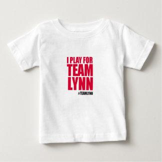 幼児ティー-チームリン ベビーTシャツ