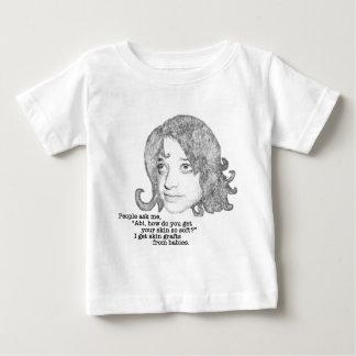 幼児植皮 ベビーTシャツ