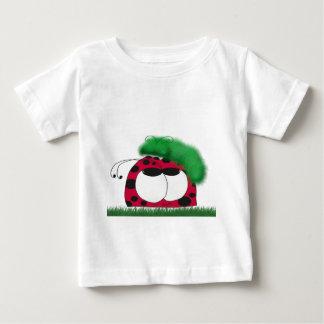 幼児珍しい友人 ベビーTシャツ