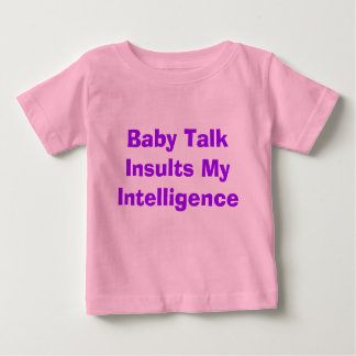 幼児語 ベビーTシャツ