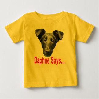 幼児logo~ ベビーTシャツ