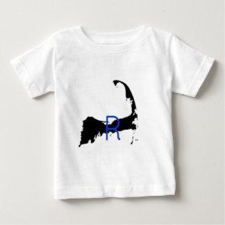 幼児Tシャツのケープコッドの居住者 ベビーTシャツ