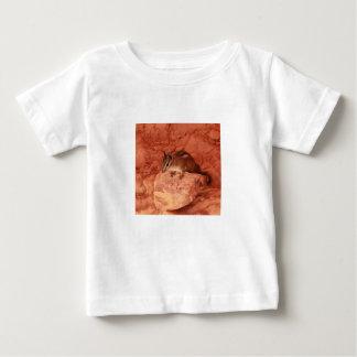 幼児Tシャツ-ブライス渓谷のシマリス ベビーTシャツ