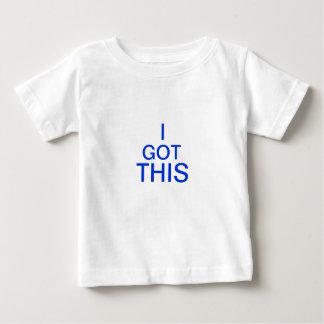 幼児Tシャツ。私はこれを得ました ベビーTシャツ