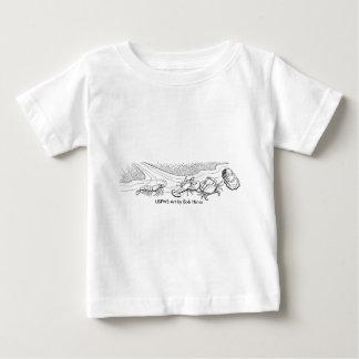 幼児T/貝 ベビーTシャツ