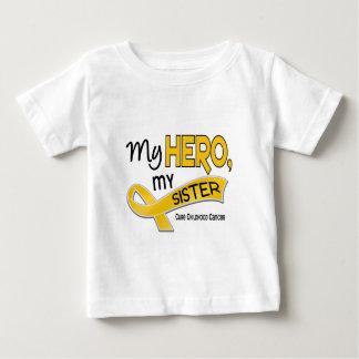 幼年期の蟹座私の英雄私の姉妹42 ベビーTシャツ