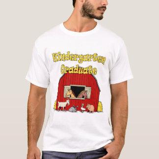幼稚園の卒業のギフト Tシャツ