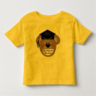 幼稚園の卒業のTシャツおよびギフト トドラーTシャツ