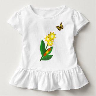 幼虫の生命 トドラーTシャツ