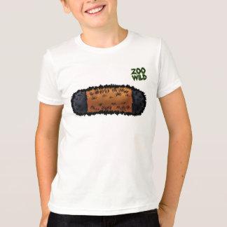 幼虫 Tシャツ