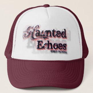幽霊のよく出るなエコー: サウスカロライナのトラック運転手の帽子 キャップ