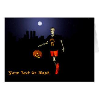 幽霊のよく出るなバスケ カード