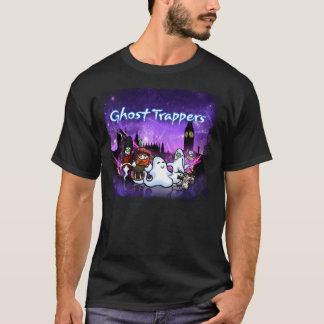 幽霊のわな猟師のTシャツ Tシャツ