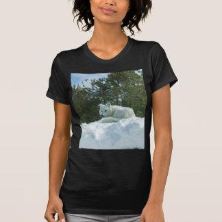 幽霊のオオカミ Tシャツ