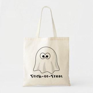 幽霊のトリックまたは御馳走トート トートバッグ