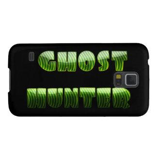 幽霊のハンターのグリーン・ウェーブ GALAXY S5 ケース