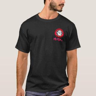 幽霊の交渉者のTシャツ Tシャツ