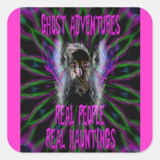 幽霊の冒険 スクエアシール