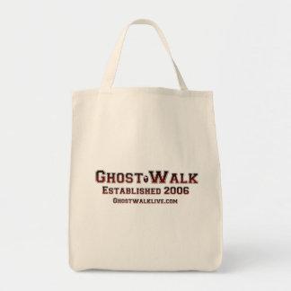幽霊の歩行のトート トートバッグ