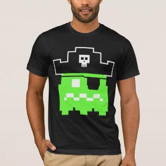 幽霊の海賊Tシャツ Tシャツ