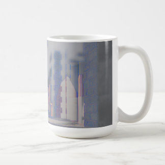 幽霊の玄関 コーヒーマグカップ