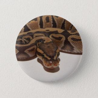 幽霊の球の大蛇ボタン 缶バッジ