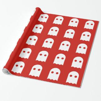 幽霊の紙 ラッピングペーパー
