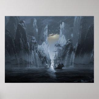 幽霊の船シリーズ: 無くなった探険 ポスター