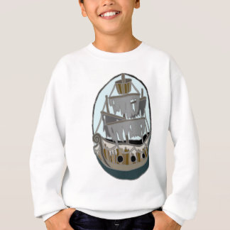 幽霊の船 スウェットシャツ