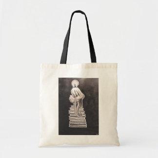 幽霊の読者のバッグ トートバッグ
