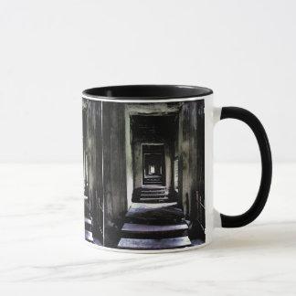 幽霊の道 マグカップ
