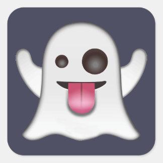 幽霊のemoji スクエアシール