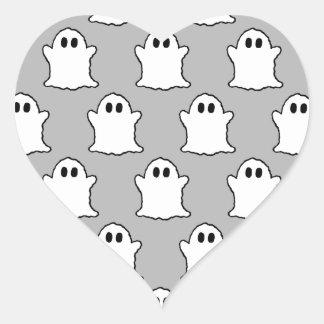 幽霊 ハートシール