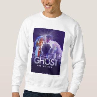 幽霊-音楽的なロゴ スウェットシャツ